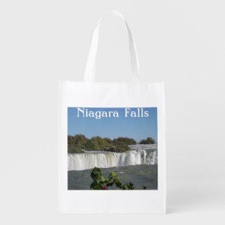 Niagara Falls Reusable Grocery Bag
