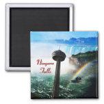 Niagara falls waterfall magnets