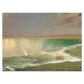 Niagara Falls Waterfall River Tissue Paper