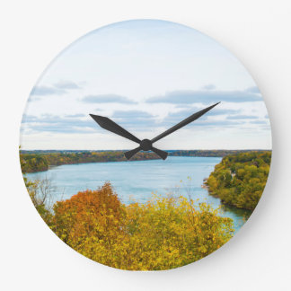 Niagara Gorge Wall Clock