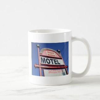 Niagara Rainbow Motel Mug