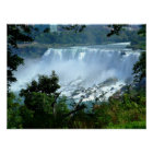Niagra Falls Canvas Poster