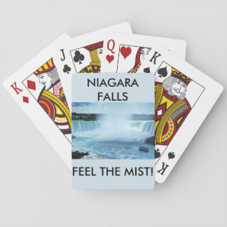 Niagra Falls Deck of Playing Cards