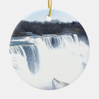 Niagra Falls products Christmas Ornament