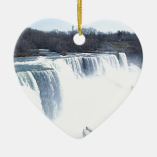Niagra Falls products Christmas Ornament