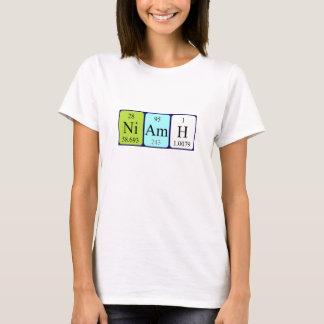 Niamh periodic table name shirt