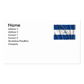 NICARAGUA BUSINESS CARDS