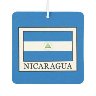 Nicaragua Car Air Freshener