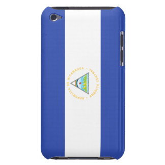 Nicaragua Flag iPod Touch Cover
