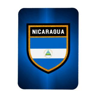 Nicaragua Flag Rectangular Photo Magnet