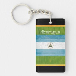 Nicaragua Key Chain Souvenir