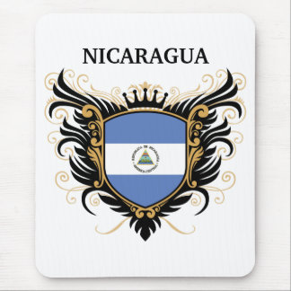 Nicaragua [personalize] mouse mat