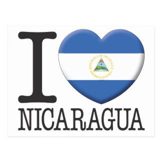 Nicaragua Postcard