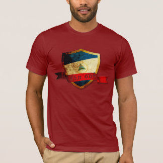 Nicaragua Shield tshirt