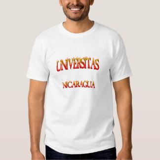 Nicaragua Univ Tshirt