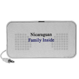 Nicaraguan Family Inside Mini Speaker