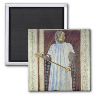 Niccolo Acciauoli  from the Villa Carducci Square Magnet