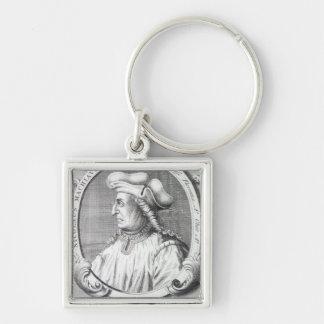 Niccolo Machiavelli, 1724 Key Chains