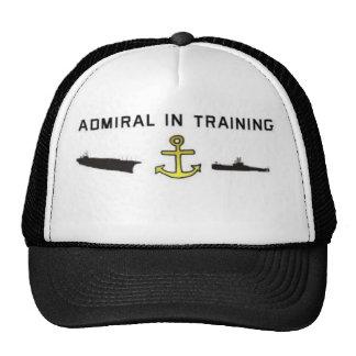 Nice Admiral Trucker Hats