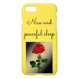 Nice and peaceful sleep iPhone 8/7 case