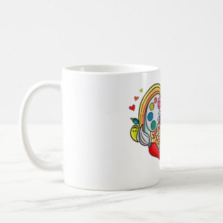 Nice artistic mug