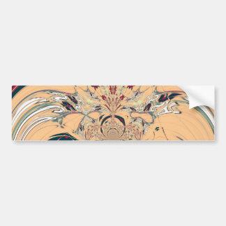 Nice Beautiful  amazing  arches Art design design Bumper Sticker