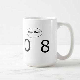 Nice Belt Coffee Mug
