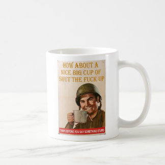 Nice Big cup of STFU