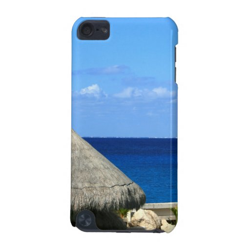 Nice Blue Ocean and Sky in Progresso iPod Touch 5G Case