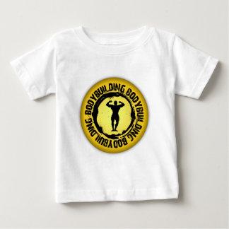 Nice Bodybuilding Seal Baby T-Shirt