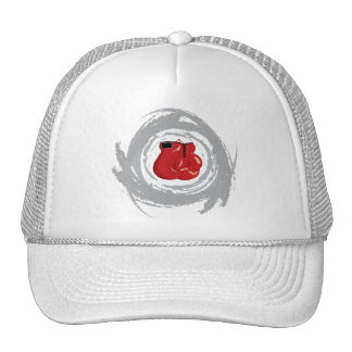 Nice Box Circular Grunge Cap
