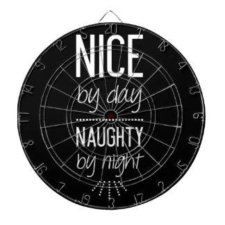 Nice By Day Naughty By Night Dart Boards