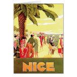Nice by Lorenzi ~ Vintage Travel Greeting Card