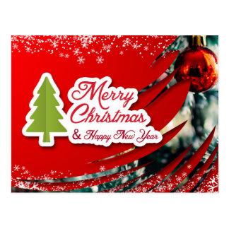 Nice Christmas Postcard