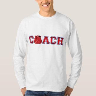 Nice Coach Boxing Insignia Tshirts