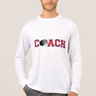 Nice Coach Hockey Insignia T-Shirt