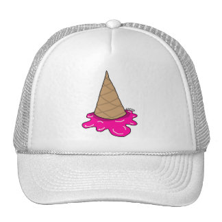 Nice cream Pink Hat