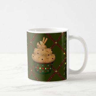 Nice Cupcake with cinnamon, orange, chocolate Coffee Mug