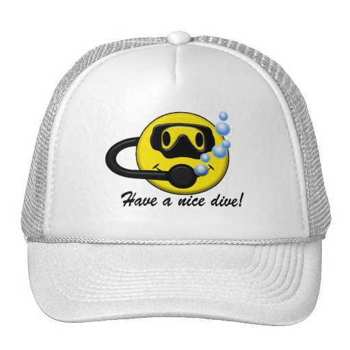 Nice Dive Scuba Hats