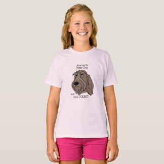 Nice dog - emergency but today T-Shirt