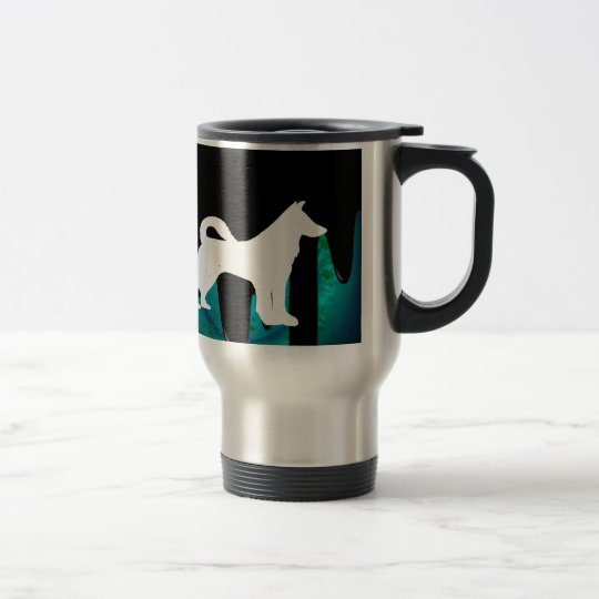 NICE DOG PRODUCTS TRAVEL MUG