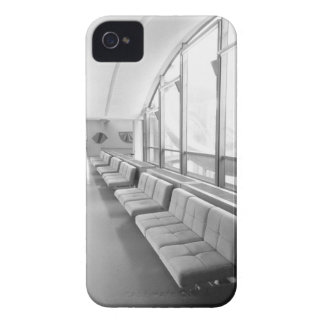 Nice France, Gallery Seating Museum of Modern iPhone 4 Case