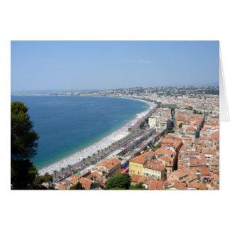 Nice, France, S Cyr Card