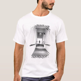 Nice France, Staircase Museum of Modern Art T-Shirt