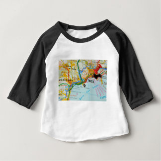 Nice, French Riviera, France Baby T-Shirt