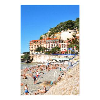 Nice. French Riviera Stationery