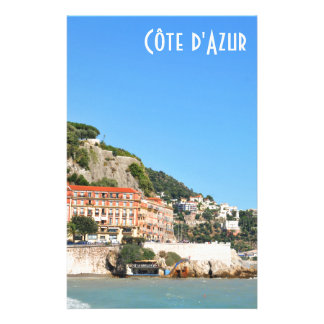 Nice. French Riviera Stationery