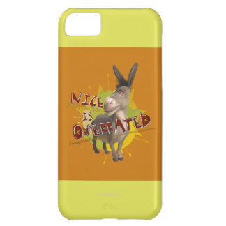 Nice Is Overrated iPhone 5C Case
