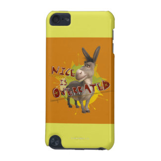Nice Is Overrated iPod Touch (5th Generation) Cases