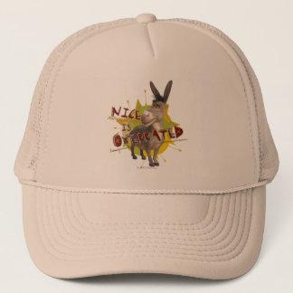 Nice Is Overrated Trucker Hat